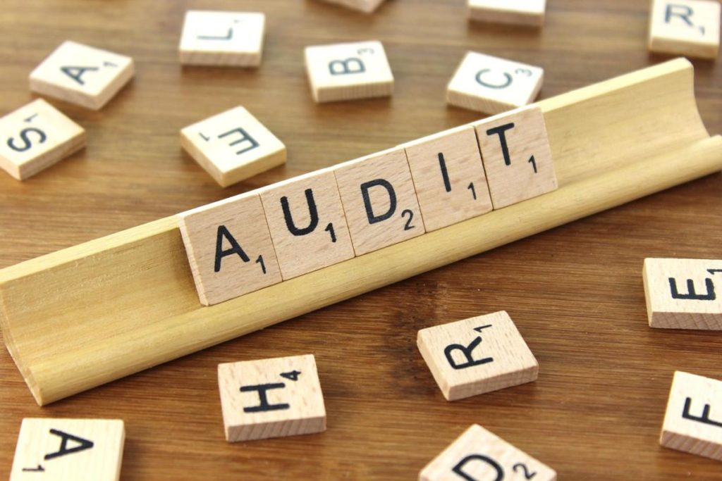 Prestations d'audit